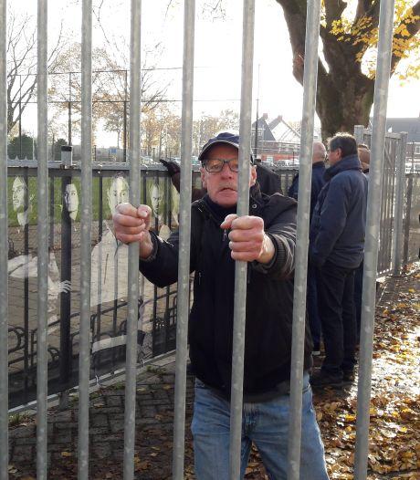 Commotie om besloten training Willem II
