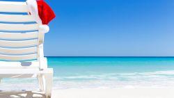 """Vakantie naar de zon of toch kerstdiner met de familie? """"41% kiest de zon"""""""