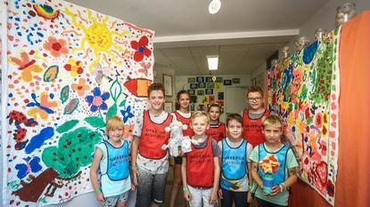 Ukkepuk stelt jonge kunstenaars tentoon