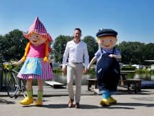 Vakantiepark Molenwaard verrijst in de polder: 'Ook in de winter komen hier straks toeristen'