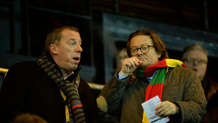 Ondermeer het KV Oostende van Marc Coucke en Luc De Vroe profiteert van het afblazen van het Brugse stadionproject.