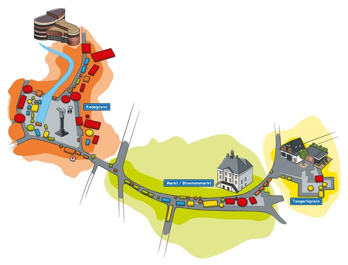 Een overzicht van de Roosendaalse kermis