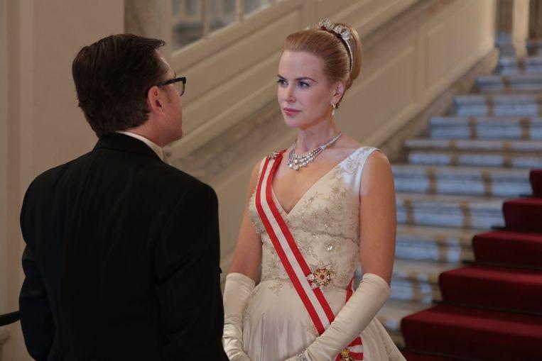 Beeldfragment uit de film Grace of Monaco. Beeld epa