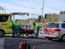 Automobiliste gewond bij kop-staartbotsing op kruispunt de Hertekop