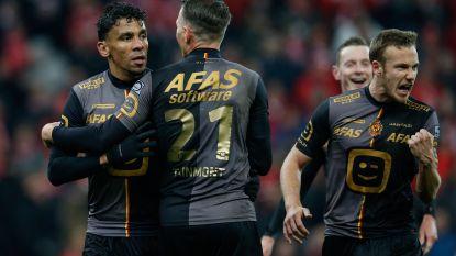 Mechelen wint op Standard met 1-2 na bitsige partij, eerste thuisnederlaag voor de Rouches