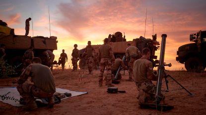 Franse troepenmacht schakelt tientallen jihadisten in Mali uit