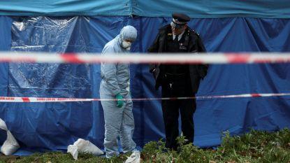 Française die in Londen in tuin begraven werd, was gewurgd