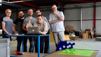 Start-up Fitthings lanceert Slimbox Me: Een compacte lasercutter waar ze wereld mee willen veroveren