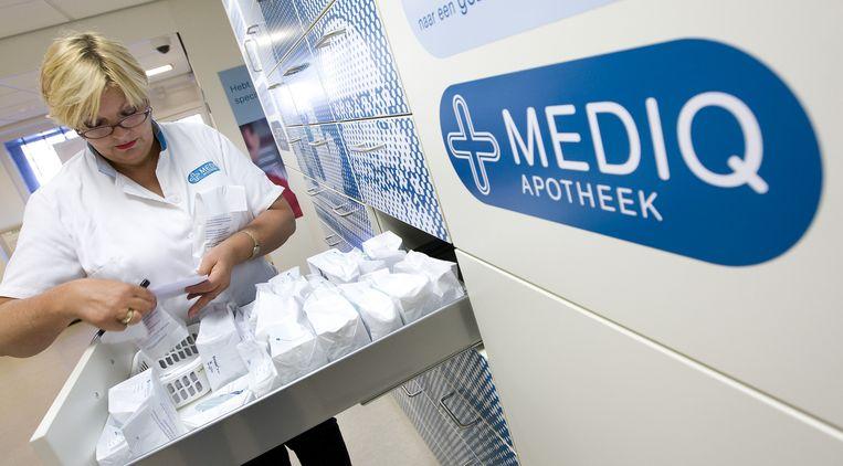 Schippers hevelde de bekostiging van enkele medicijnen per 1 januari 2013 over van de reguliere apotheken naar de ziekenhuisbudgetten. Beeld anp
