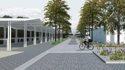 Nieuw station focust op fietser