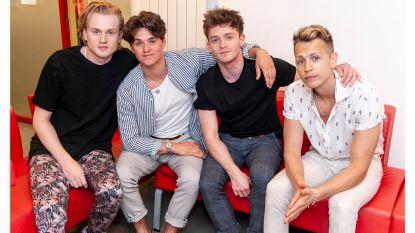 INTERVIEW: The Vamps over touren, muziek schrijven en Niall Horan