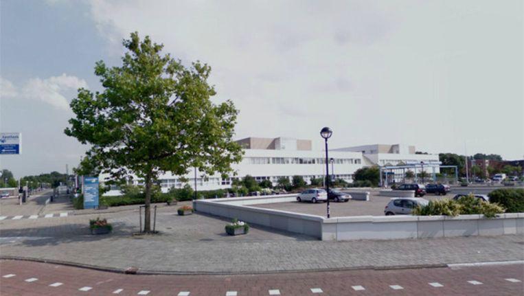 Het Ruwaard van Puttenziekenhuis in Spijkenisse. Beeld Google Streetview
