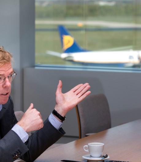 Knallende ruzie en verziekte verhoudingen in top Eindhoven Airport