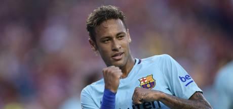 Neymar doit plus de 34 millions d'euros au fisc espagnol: la dette la plus lourde du pays