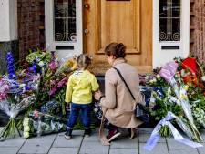 Bloemenzee voor vermoorde advocaat Wiersum