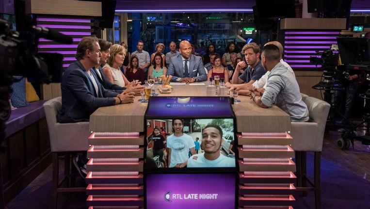 RTL Late Night. Beeld anp