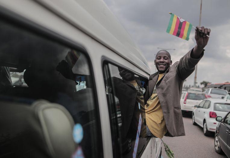 Verkiezingen in Zimbabwe.