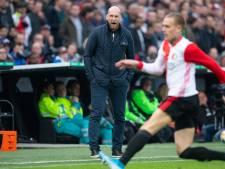 Supporters kunnen Feyenoord dag voor Klassieker toejuichen in de Kuip