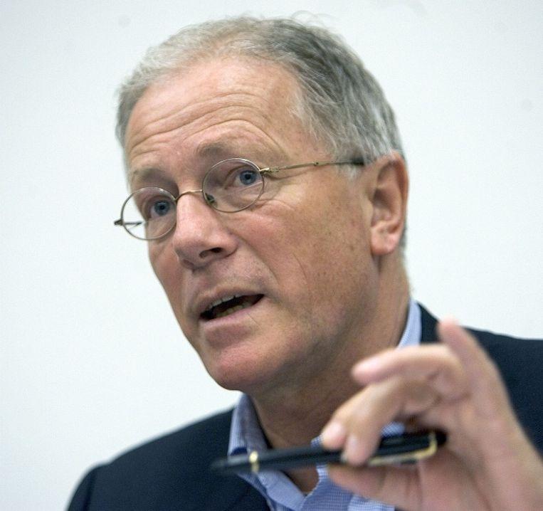 Jacob Kohnstamm, voorzitter College Bescherming Persoonsgegevens (CBP) Beeld ANP