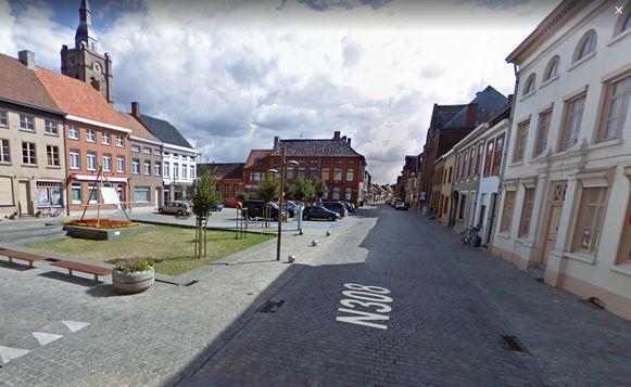 Roesbruggeplein - Roesbrugge
