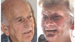 """Na Leentje vorige week sterft nu ook echtgenoot Daniël (86) aan corona: """"Onze ouders waren enkele weken geleden nog gezond, nu zijn we ze allebei kwijt"""""""
