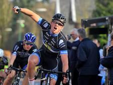 Van Trijp wint in Huijbergen, Van de Klundert voert Wielerklassement aan