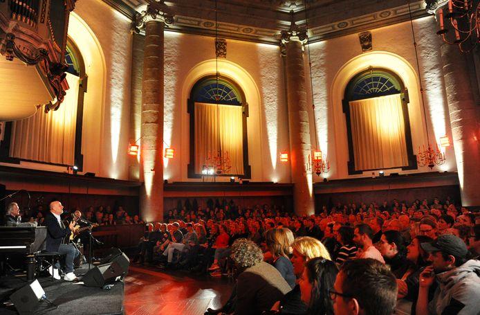 Bløf gaf vorig jaar benefietconcerten in de Oostkerk.