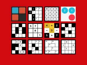 Speel puzzels & quizzen op de funpagina