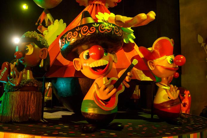Carnaval Festival hadden ze al in de Efteling.