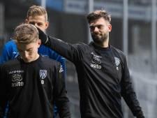 Aanvoerders FC Twente en Heracles: 'Als het kan en veilig is, willen we gewoon voetballen'