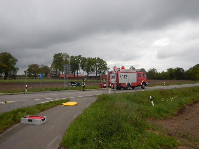 Het ongeval in Lünten