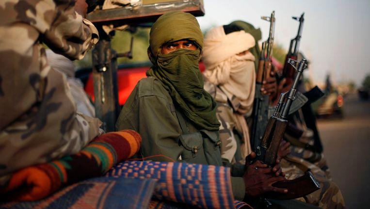 Een soldaat eerder dit jaar in het noorden van Mali. Beeld AP