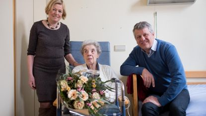 Clementine is 1.000ste inwoner van Sint-Elisabeth