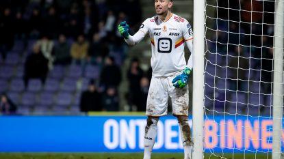 Sheffield haalt doelman Verrips, maar KV Mechelen stapt naar de FIFA