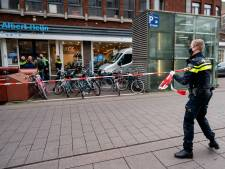 Medewerkers van Albert Heijn Grote Marktstraat zijn niet in levensgevaar geweest na steekpartij