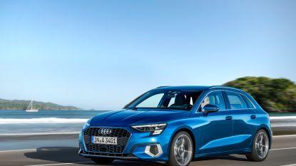 Dit is de nieuwe Audi A3 Sportback