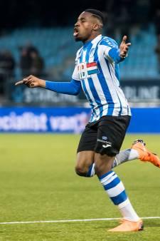 Kabangu (FC Eindhoven) heeft knop omgezet na moeilijke seizoensstart: 'Het knaagde aan me'