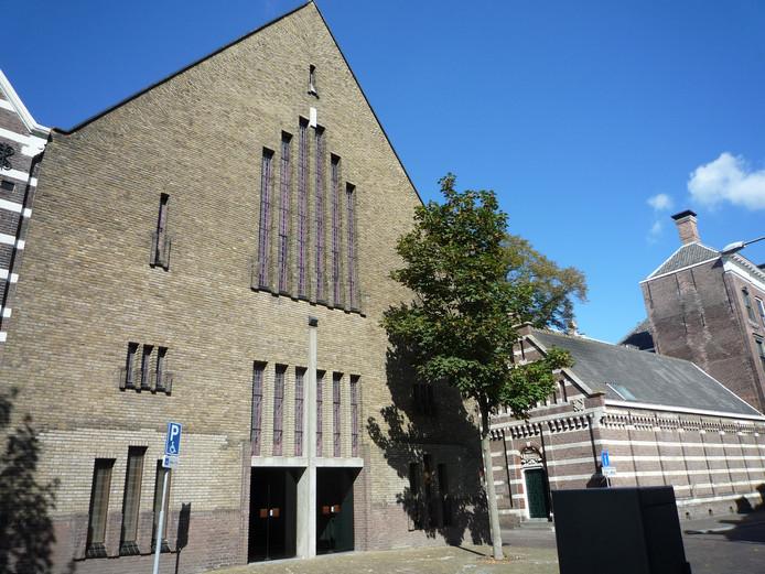 In de Hofpleinkerk (foto), de Nieuwe Kerk en Hoeksteen in Middelburg worden op 19 en 26 mei spullen ingezameld voor kinderen die in armoede leven.