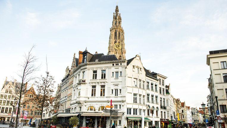 Antwerpen. Beeld anp
