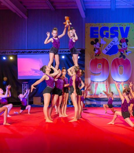 Show negentigjarig EGSV Genemuiden uitverkocht