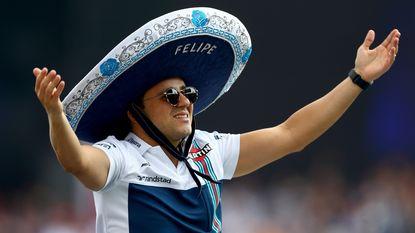 Felipe Massa zet voor de tweede keer een punt achter F1-carrière