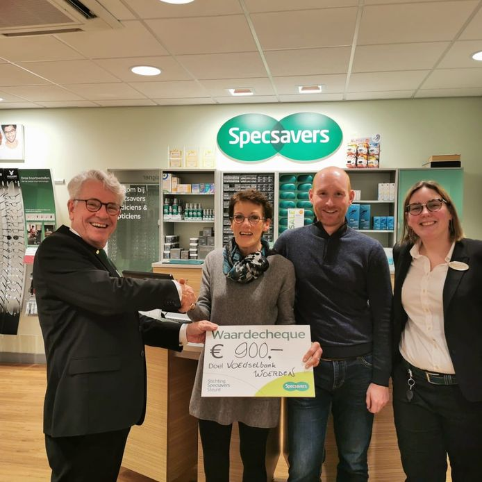 Specsavers voedselbank