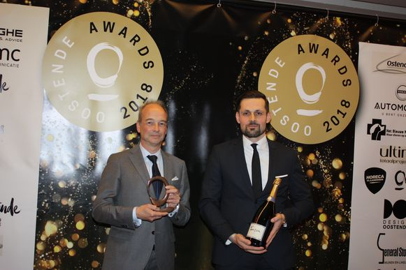 Oostende Awards voor Versluys Groep met Nieuwbouw van het Jaar