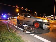 Fietser gewond na aanrijding op N284 bij Bladel