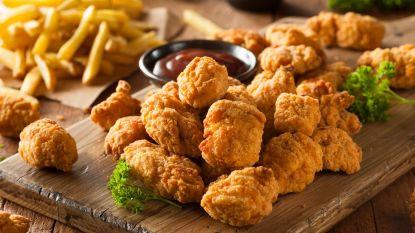 Welke frituursnacks bevatten de meeste calorieën?