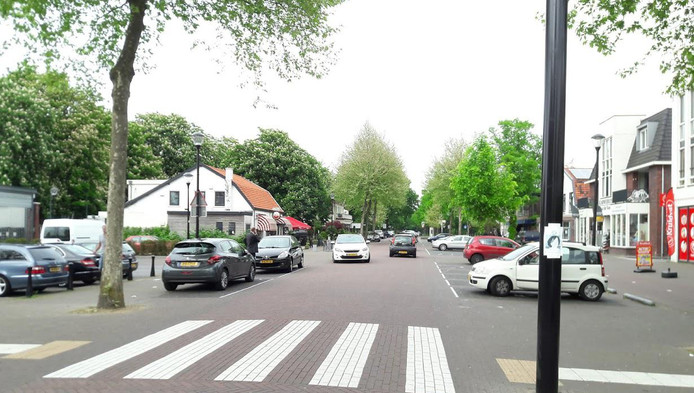 De Rademakerstraat is al een 30 kilometerzone.
