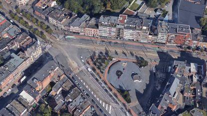 Verzakking fundering in wegdek: Mechelsesteenweg op Gemeenteplein twee dagen afgesloten voor werken