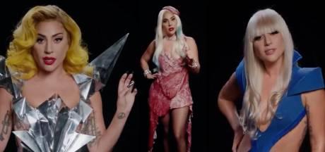 Lady Gaga renfile ses tenues les plus célèbres pour encourager les Américains à voter