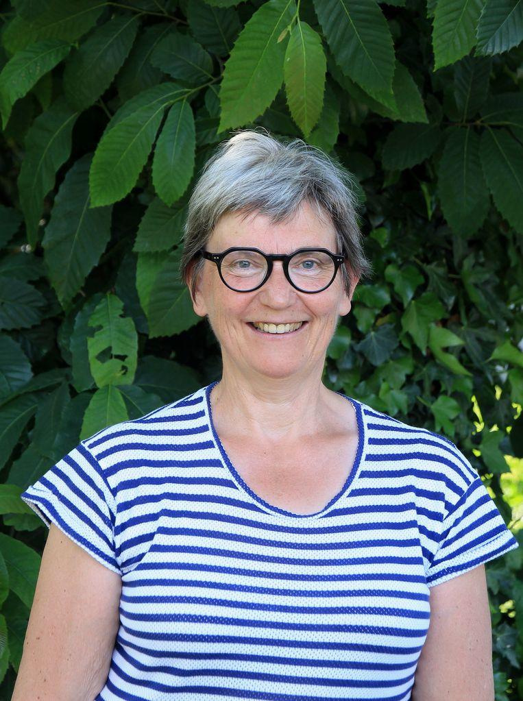 Agnes Onghena en haar partij hebben heel wat bezwaren tegen het nieuwe project op de Markt.
