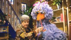 Oma Paula (88) uit 'Sesamstraat' overleden